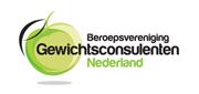 Logo Beroepsvereniging Gewichtsconsulenten Nederland